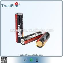 TrustFire 18650 3.7v 2400mah wholesale rechargable battery,li-polymer battery 3.7v 2400mah