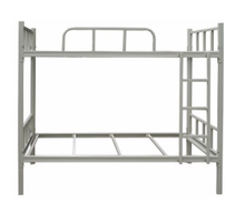 High quality school dormitory double decker bed with steel