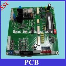 High power aluminum led light pcb board / metal detector pcb 4 Layer