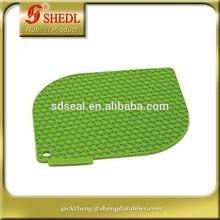 Honeycomb Pot Holder - Trivet Bamboo Green