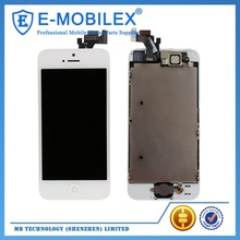 Hot new products for 2014 display lcd for iphone 5 lcd panel replacement for iphone 5
