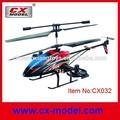Rc helicóptero con Gyro RC 3.5 canales del caballo del doble eléctrico RC helicóptero