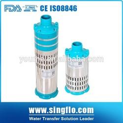 Singflo 50lpm 76mm solar energy system/solar power system/centrifugal submersible pump