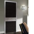 Soundproof Aluminum Jamb Partition Door For Bedroom