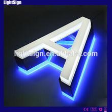 high quality professional manufacturer plastic letters for advertising -plastic letters for advertising