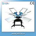 Fácil operação manual tapetesdecarro& impressão máquina de impressão de tinta