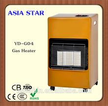 Portable LPG Living Room Heaters