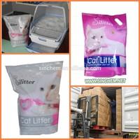 Cat urine absorption