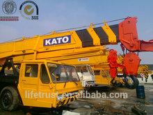 KATO mobile crane 35ton,kato mitsubishi 35ton,KATO NK350E