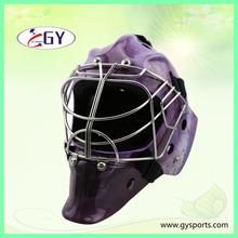 new cool design professional ice hockey goalie helmet GY-GH8000CW