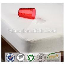 Hypoallergenic 100% Waterproof Mattress Protector - Vinyl Free
