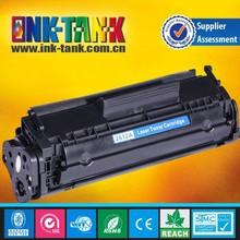 12a Compatible laser toner hp 1010 1012 1015 1018 1022 1022N laserjet printer