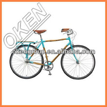 B-3145 ECO -friendly China Fashion Bamboo Bicycle