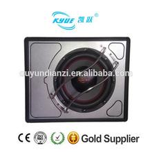 Products 2015 New No Amplifier Subwoofer 10'' Vibration Speaker Subwoofer