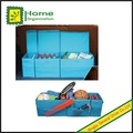 Dobrável carro sundries armazenamento caixas, carro organizador do armazenamento, organizador do caminhão