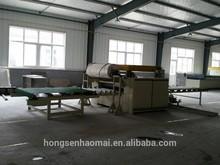 professional melamine mdf laminating machines short cycle veneer laminating hot press