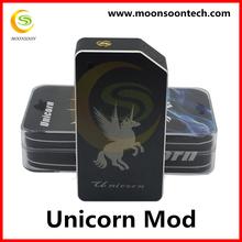 2015 vw 50w unicorn box mod & wax atomizer yocan exgo w3