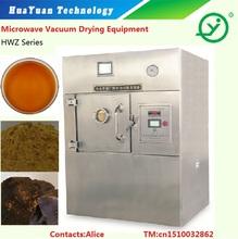 Licorice extract Microwave Vacuum Dehydrator