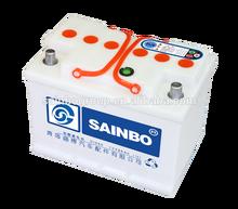 Korea quality 95E41R MF N66 12V66AH car battery automotive battery