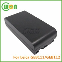 GEB111 battery for Leica GEB111 battery for Leica DNA03, DNA10, GPS500 and RCS1100 battery