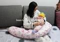 5 1 bebek yatak bakım yastık fasulye torbası