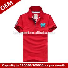 Mens Polo T shirt,100%Cotton Two Colors Mens Printing Wholesale Bulk Polo Shirt