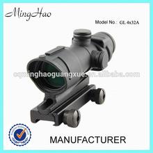 GL4x32A 4x Outdoor Laser Sight Rifle Scope