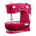 Multi - fonction Mini Portable Machine à coudre pour utilisation à domicile FHSM-338