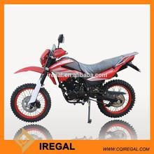 chongqing new style 200cc off road motorcycle dirt bike