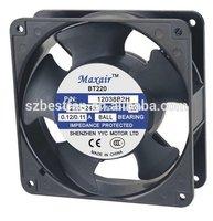 120mm axial fan for motor siemens
