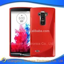 S line wave design cell phone case for LG G Flex 2 Vu 4 cover