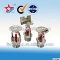 équipements de protection incendie- système de gicleurs