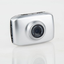 HD Action Camera, external charger & 2 extra batteries NSC0001