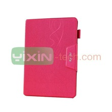 2015 New arrival for ipad leather cases for ipad 2 leather cover