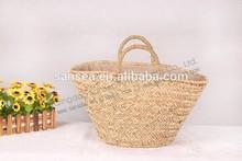 anique straw bag