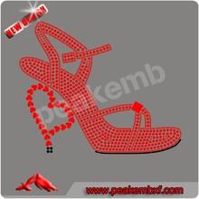 2015 new valentine's day rhinestone pendant for valentine