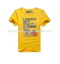 1.00 t shirt custom round neck t shirt for amn and women high neck t shirt for men