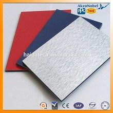 PE/PVDF Aluminium Composite Panel/ACP/ACM For Building/Decoration Materials