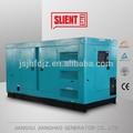 220 Volt generador, Home utiliza el diesel silencioso generador de Jiangsu fabricante