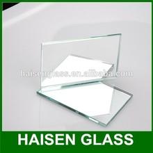 CHINA FACTORY AUTO GRADE MIRROR GLASS ,HAISEN GLASS MIRROR
