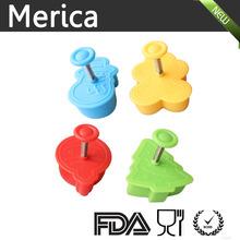 maker animal shaped cake pan rubber mold