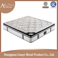High quality mattress wholesale suppliers natural latex mattress/aloe vera mattress