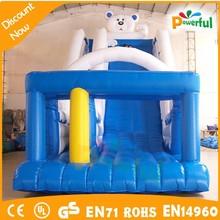 new design lake inflatable water slide,inflatable toboggan slide for sale