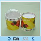 printed salad paper cups,dispoable salad paper bowls with lids,frozen salad paper bowls