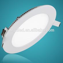 Aluminum lamp LED Residential Lighting LED panel lights 6w/15w/18w Round led round panel CE ROHS