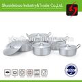 hot vendas shauidebao boa qualidade de ferro fundido panela do fogo
