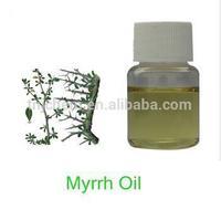 100% pure and natural Myrrh oil