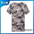 oem short run slim fit sublimation t-shirts