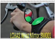 """Bycycle elettrico byocycle specchi decorativi retrovisori per auto 7"""" specchietto retrovisore monitor"""