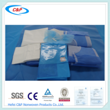 Medical Incision Delivery Pack for Hospital ,Clinic